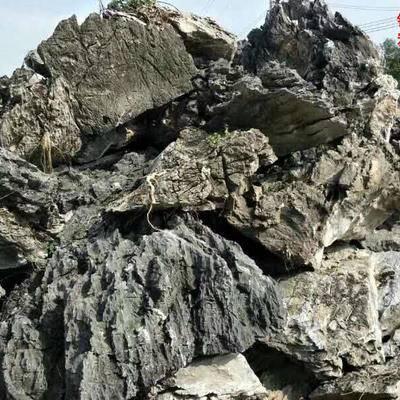 供应大型假山石直销