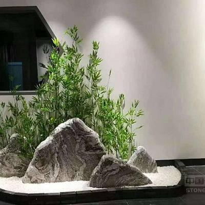 供应各种切片石组合石泰山石