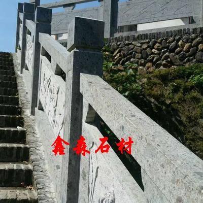 玛瑙绿中式栏杆栏杆