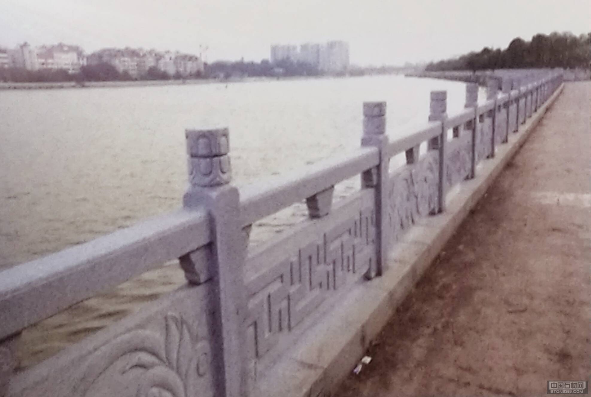 河道栏杆栏板