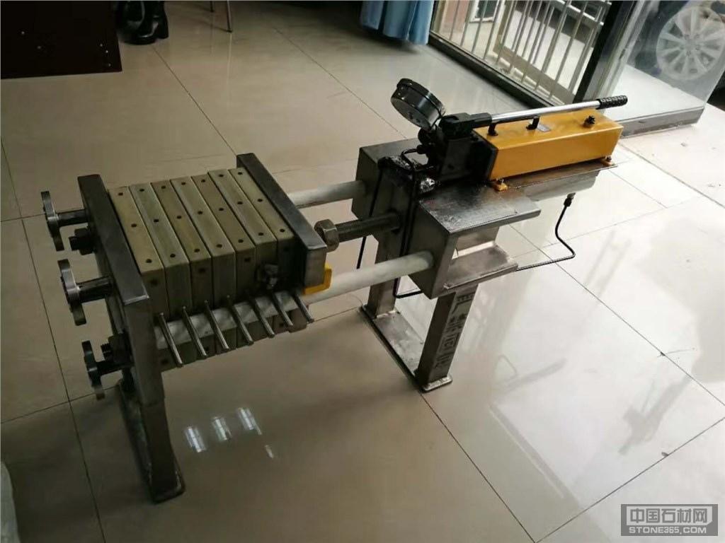 供应小型千斤顶压滤机实验用压滤