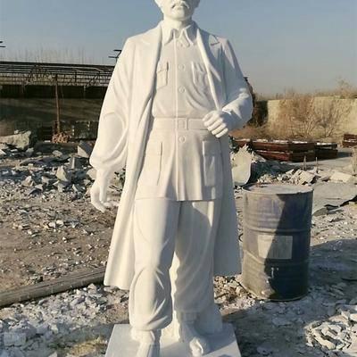 曲阳石雕2米高白求恩全身雕像