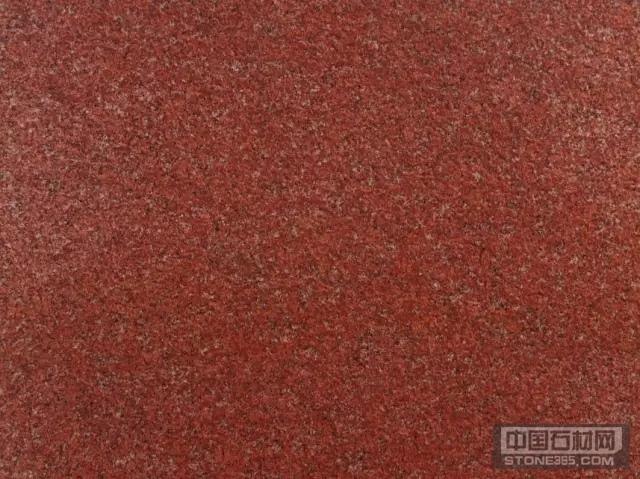 台湾红石材大红