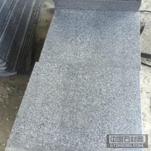 广西芝麻黑火烧面石材厂家