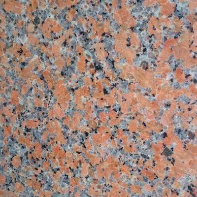 枫叶红石材2