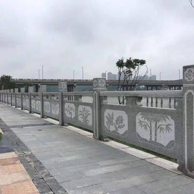 五莲红桥栏杆