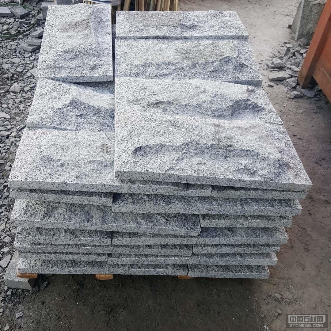 大量生产G655芝麻白蘑菇石