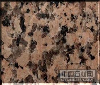 广西桂林红石材