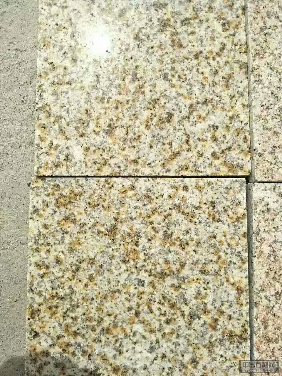 山东锈石石材光面