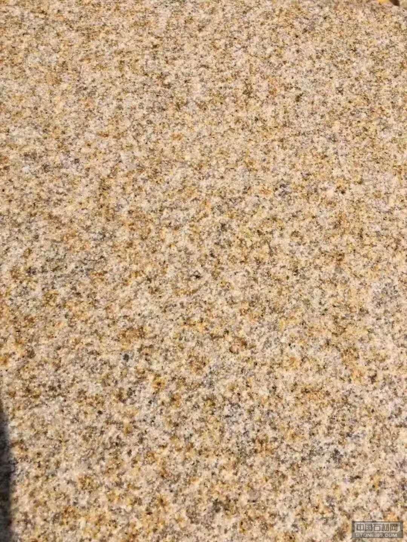 山东黄锈石板材