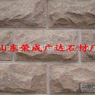 石岛红蘑菇石