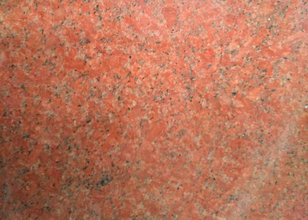 麻城染红板花岗岩