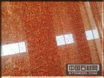 中国红染板