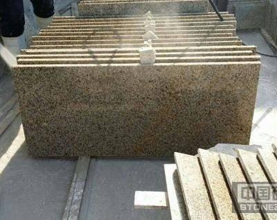 黄锈石成品规格板