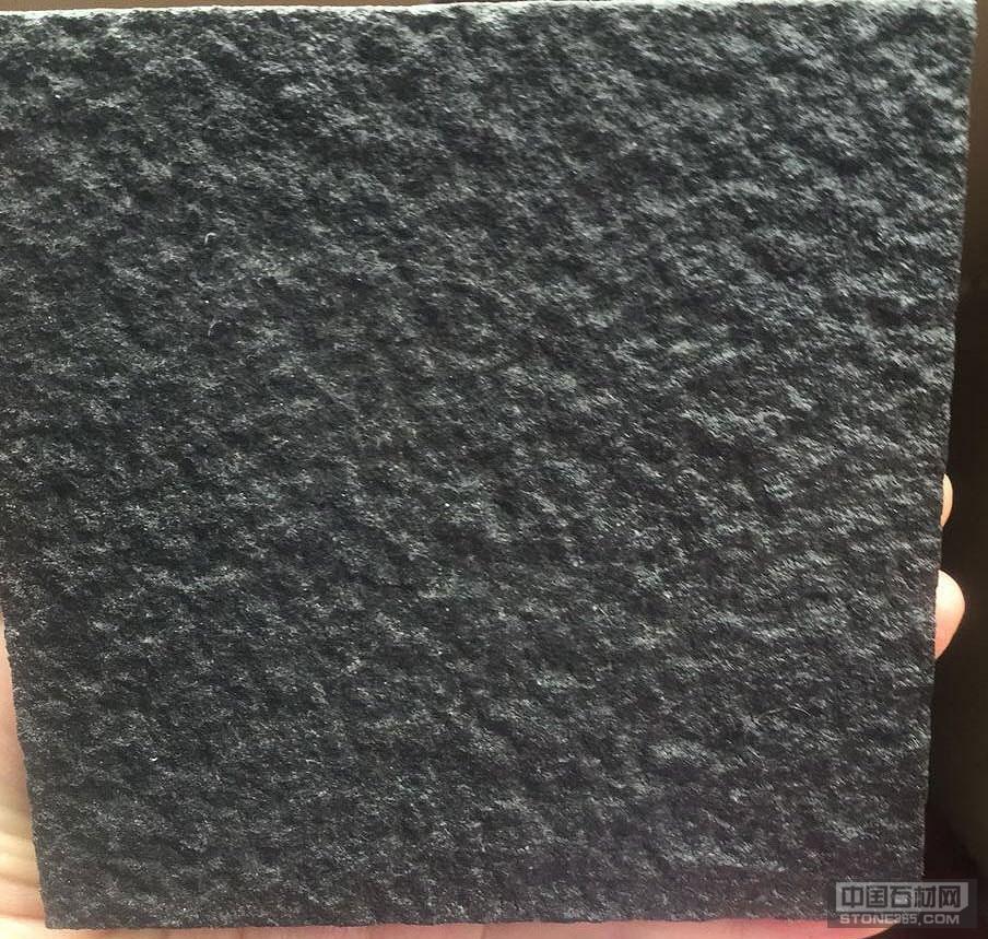 雅蒙黑石材工程板