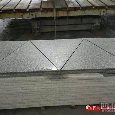 芝麻白异形板材