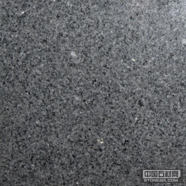 长泰芝麻黑G654火烧板