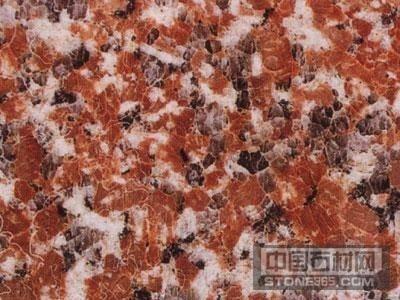 石岛红新8#光面花岗岩