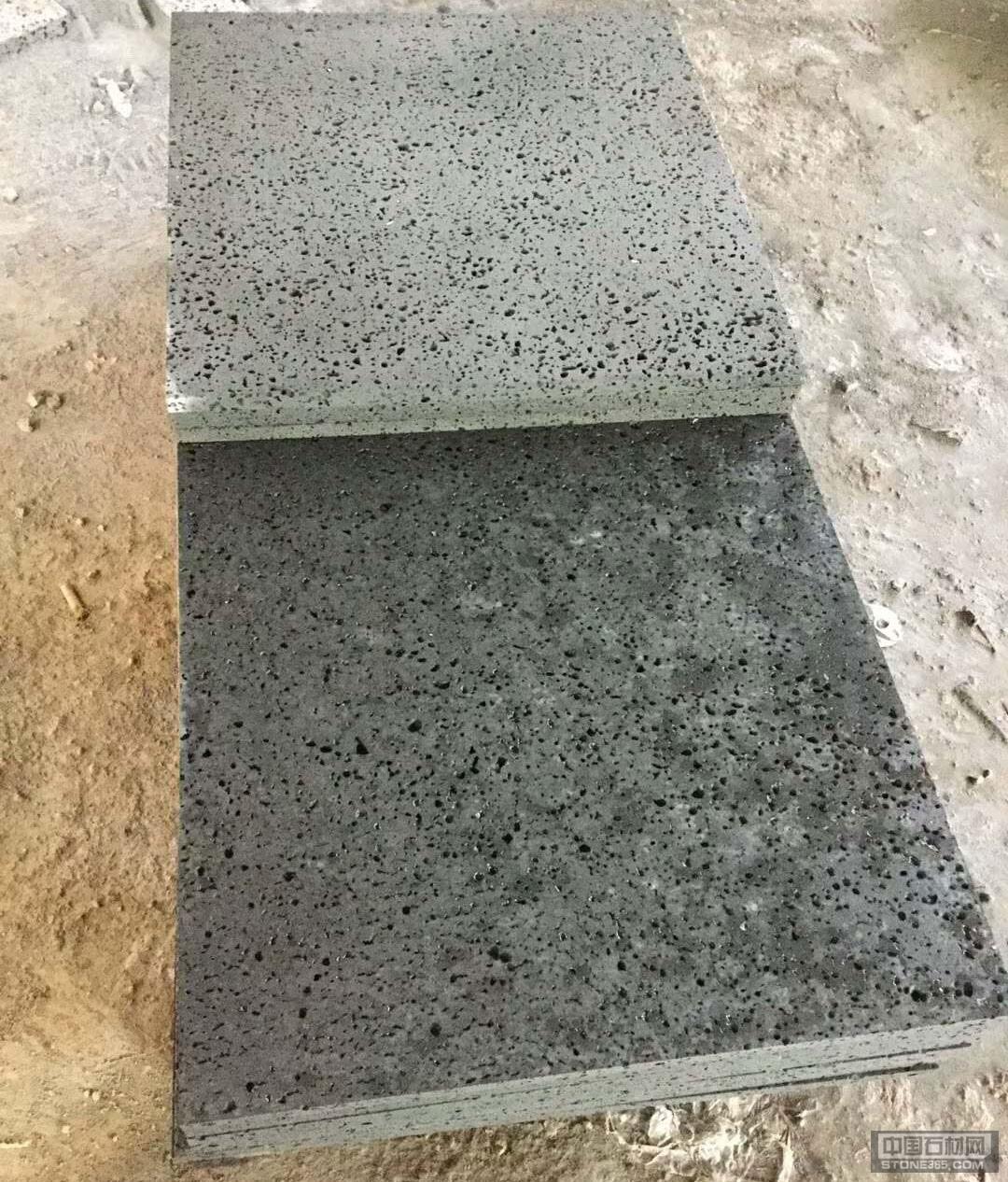 黑洞石规格板