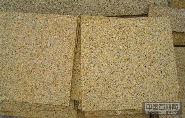 金沙黄石材