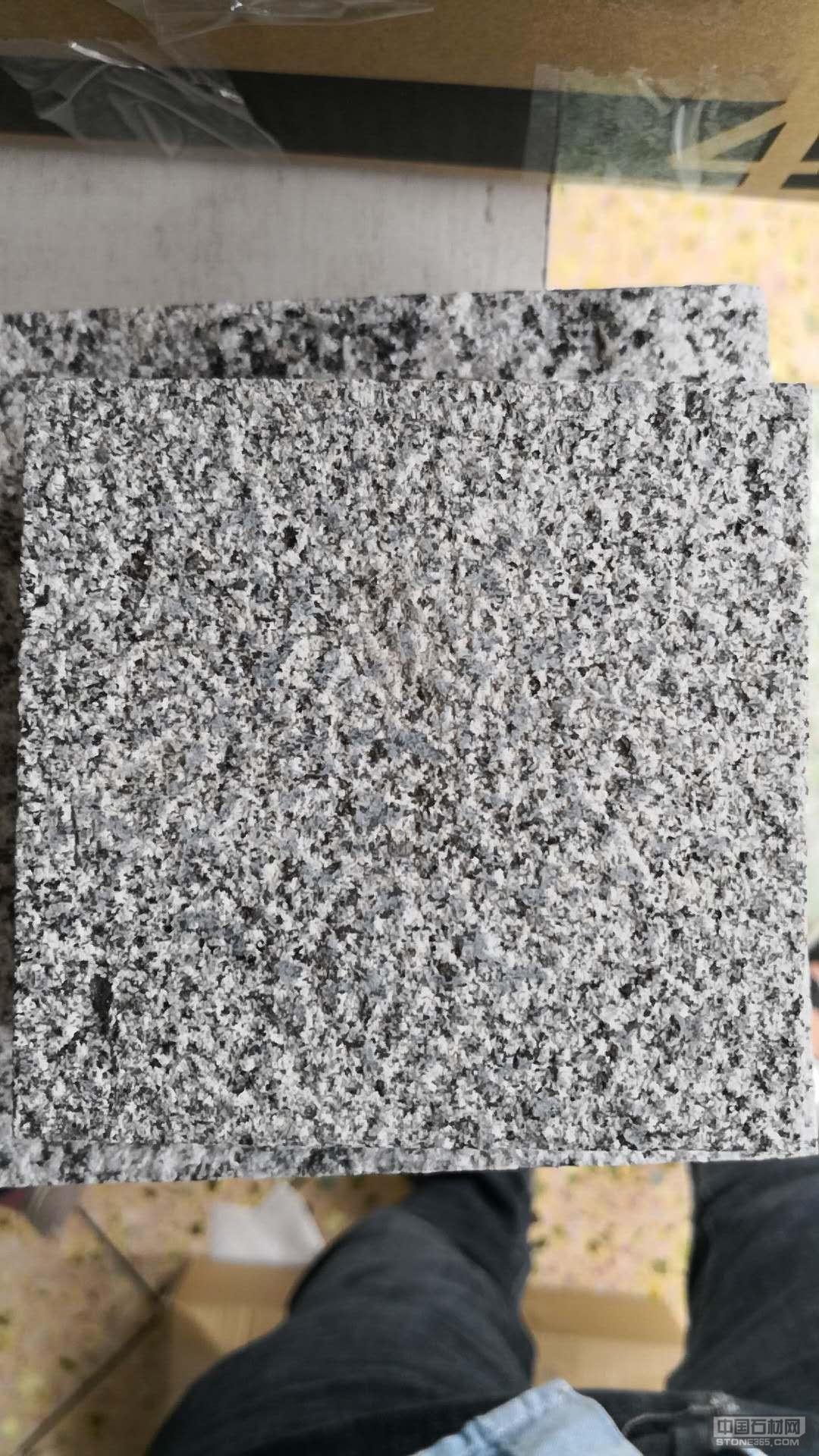 G654芝麻黑荔枝板