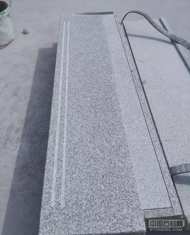 芝麻白台阶石 楼梯板