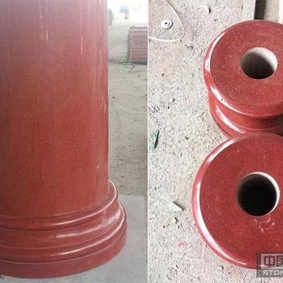 中国红异型弧形板