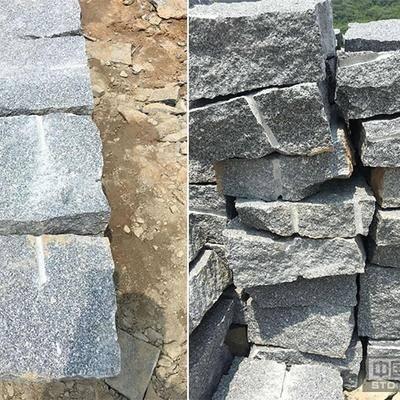 芝麻黑自然石