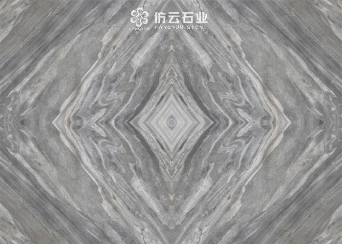 灰色印象拼花