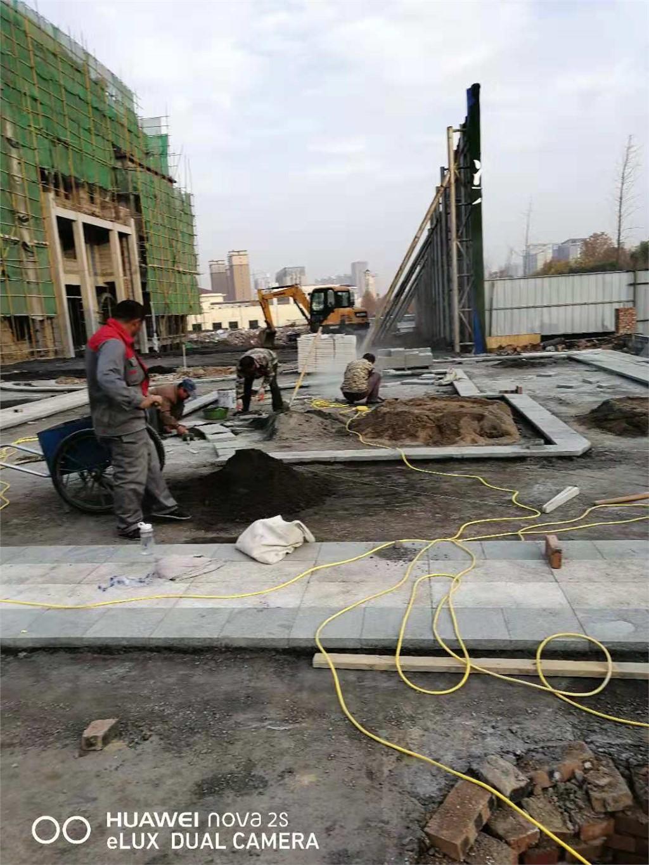 室外石材铺装队伍-石材工程队