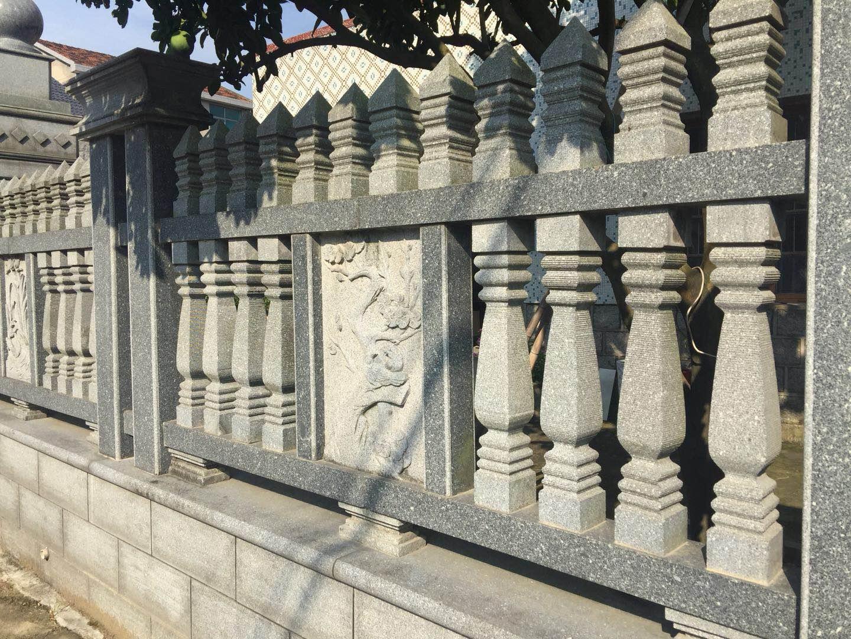 石材栏杆系列