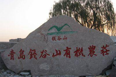 五莲门牌石