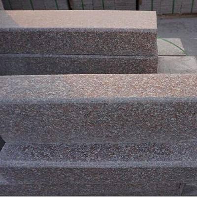 五莲红路侧石