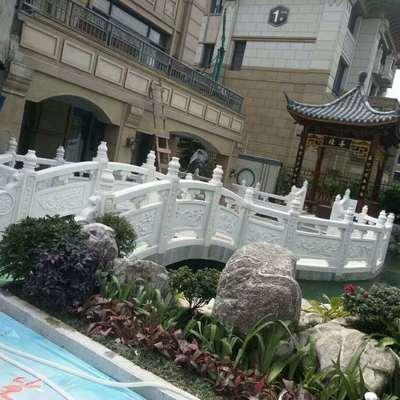 中式四川汉白玉栏杆栏板
