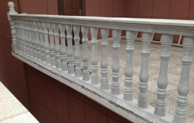 花瓶柱栏杆案例
