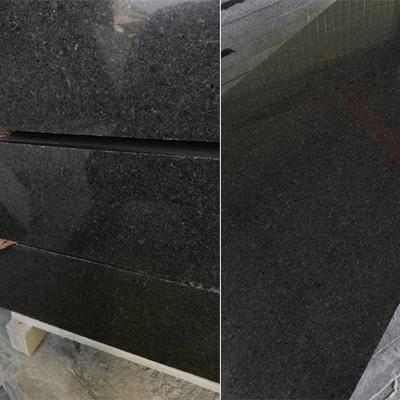 沂蒙黑大理石墓碑料