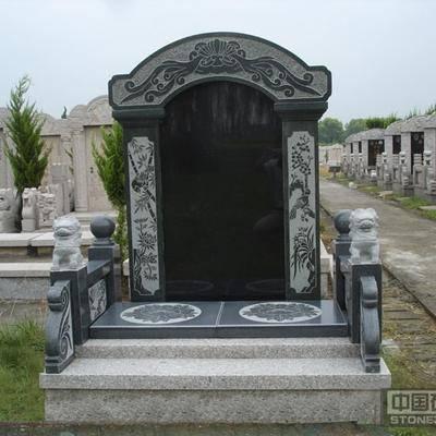 沂蒙黑墓碑公墓