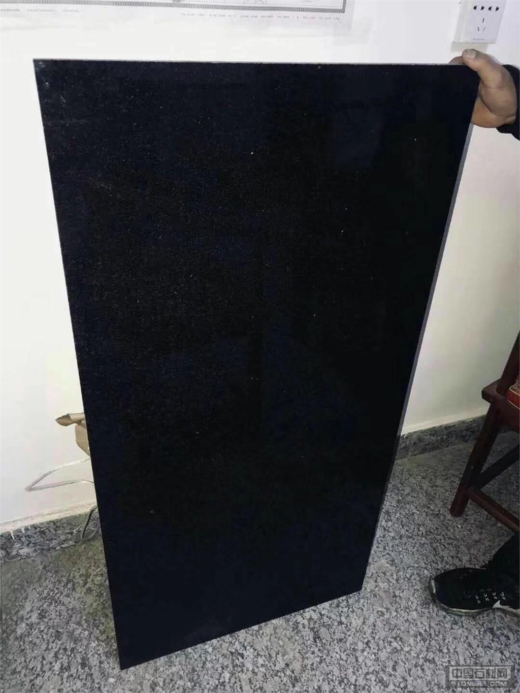 供应中国黑石材