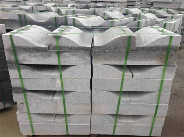 供应河南芝麻灰异形石材厂家
