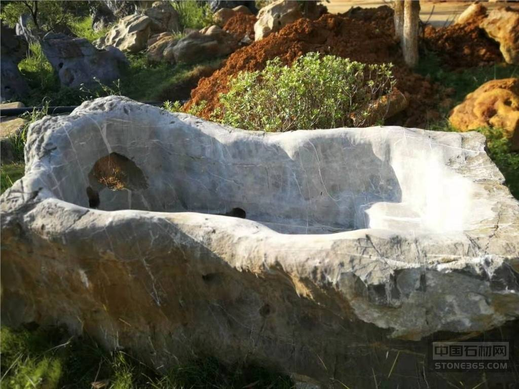 供应石头浴缸