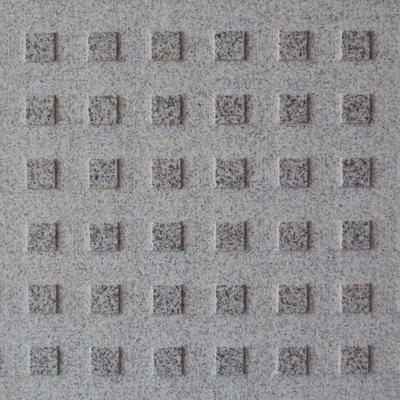 芝麻白方形盲道石