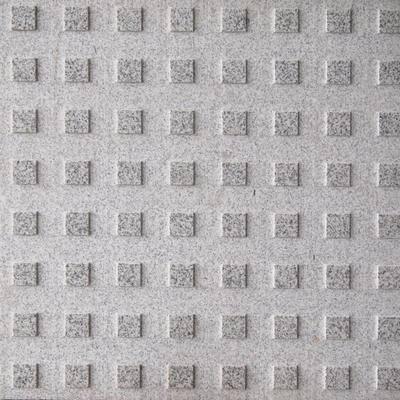 武汉白麻方形盲道板