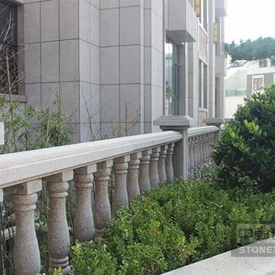 五莲红花瓶柱工程案例