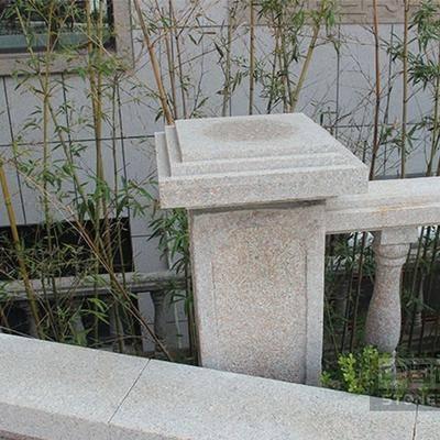 五莲红花瓶柱