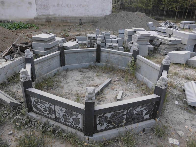 大理石套墓 地下墓