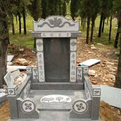 供应中国蓝墓碑