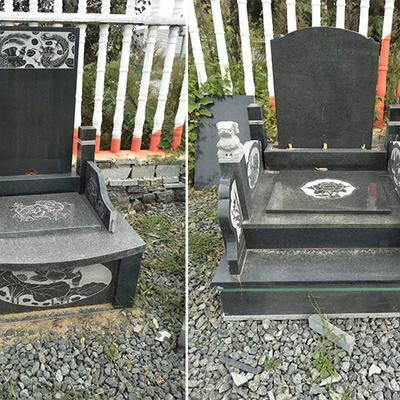 山东沂蒙黑亚博体育在线投注墓碑