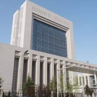 甘肃省高级法院办公大楼