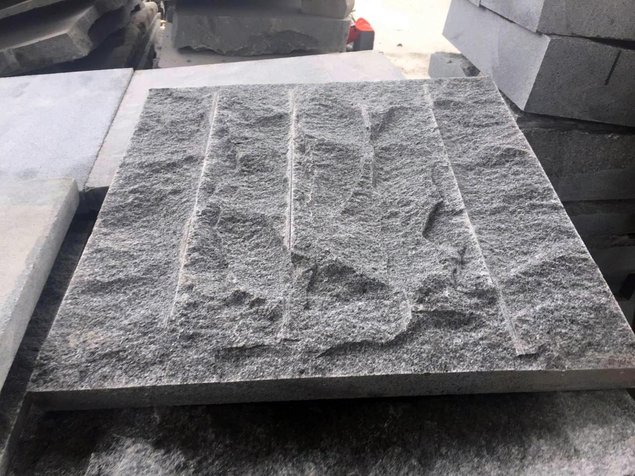 芝麻黑蘑菇石G654文化石