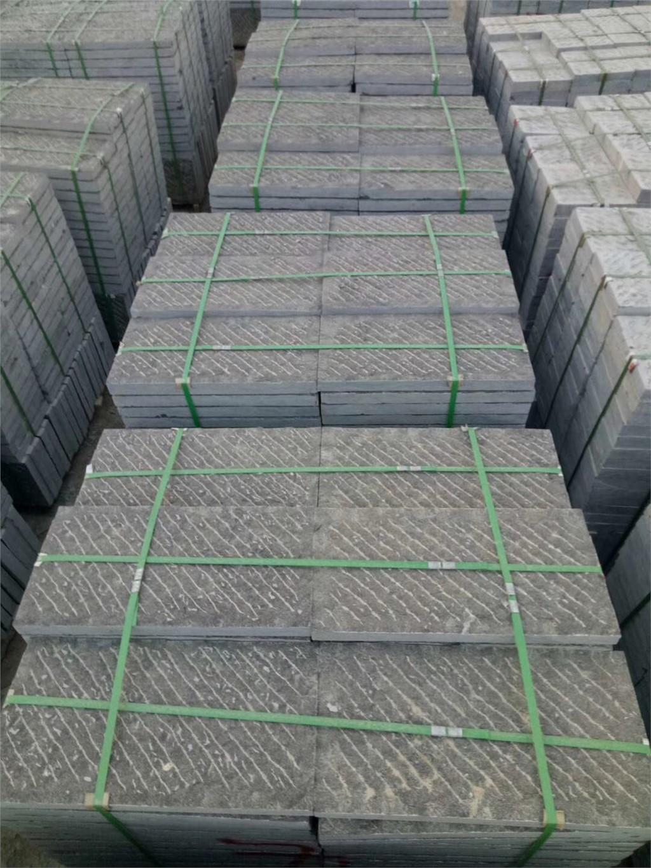 供应青石板厂家 錾道面青石板